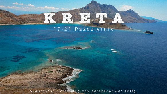 sesja ślubna Kreta Grecja