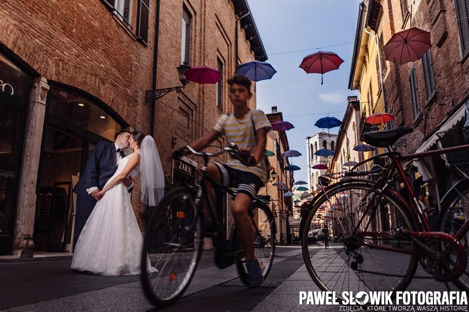 Zdjęcia ślubne we Włoszech