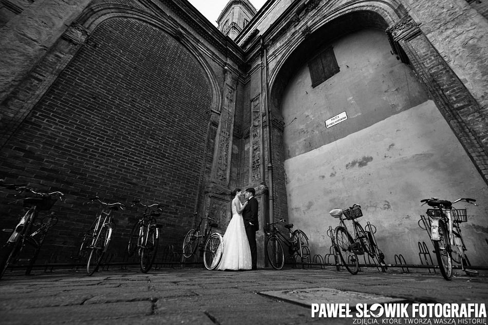 Plener ślubny za granicą, Toskania, Włochy