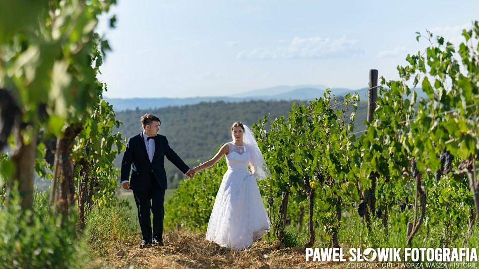fotograf ślubny w Toskanii