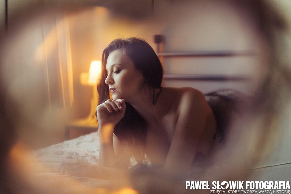 intymna i zmysłowa sesja fotograficzna