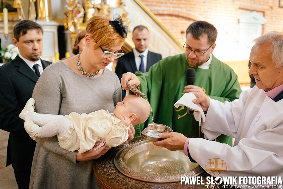 ładne zdjęcia ze chrztu