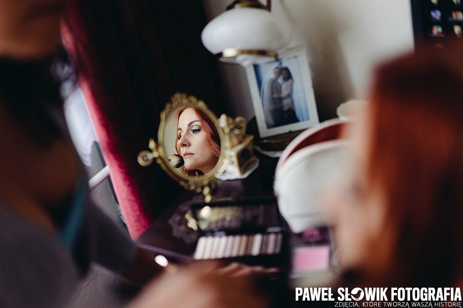 Fryzjer na ślub w Warszawie