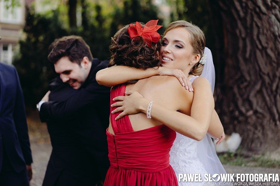 wyjątkowe zdjęcia ze ślubu