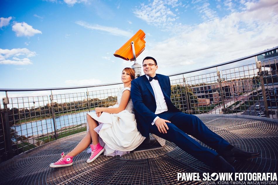 BUW Sesja poślubna
