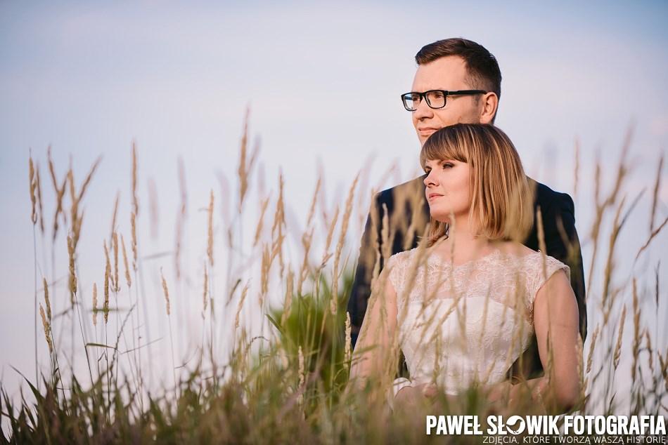 Park Odkrywców Sesja ślubna Warszawa