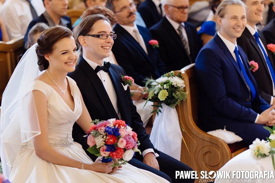 Pełne emocji fotografie ślubne