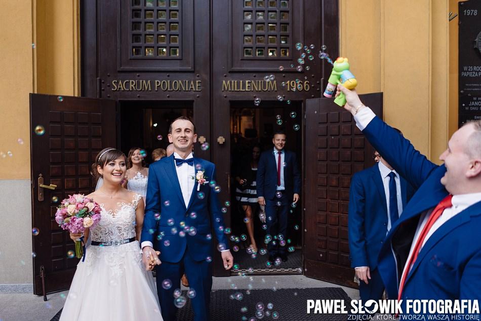 Zdjęcia ślubne pełne emocji.