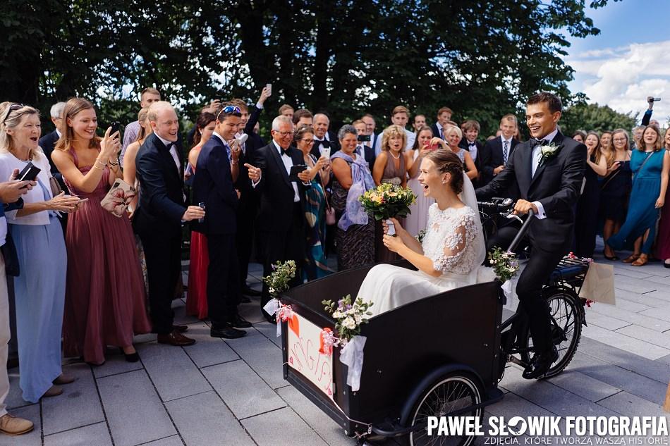 Ślub i wesele pełne wzruszeń