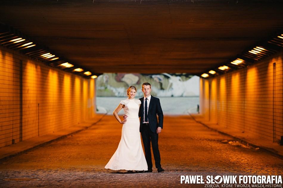 Sesja ślubna w centrum warszawy