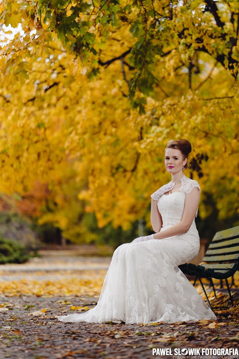 Fotograf ślubny Parku Rydza Śmigłego