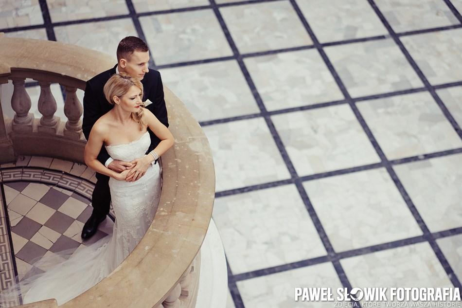 Sesja poślubna Politechnika