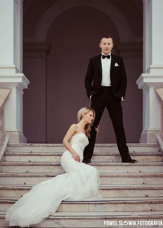 fotograf ślubny na Politechnice Warszawskiej
