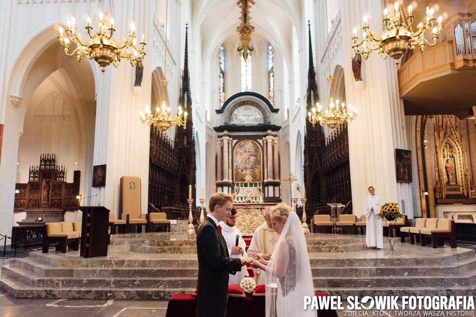 zdjęcia ślubne Belgia Bruksela