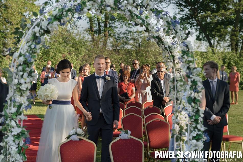 wasz wyjątkowy ślub w plenerze ceremonia ślubna