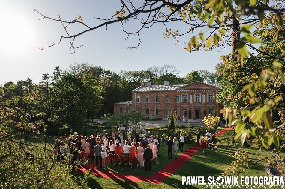 Konsultant Ślubny ślub w pięknym plenerze Zakroczym Modlin