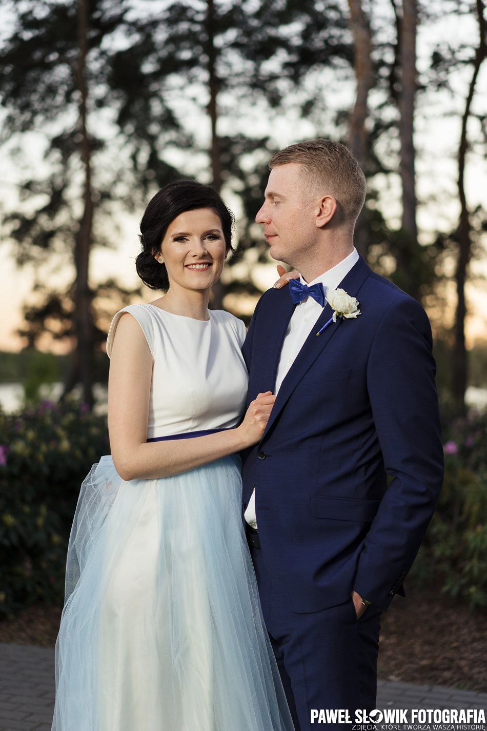 Fotograf na wesele Łomianki Dziekanów Polski