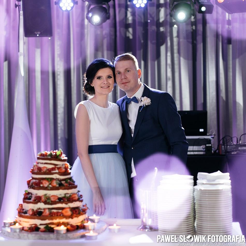 piękny i pyszny tort weselny Łomianki Izabelin Stare Babice
