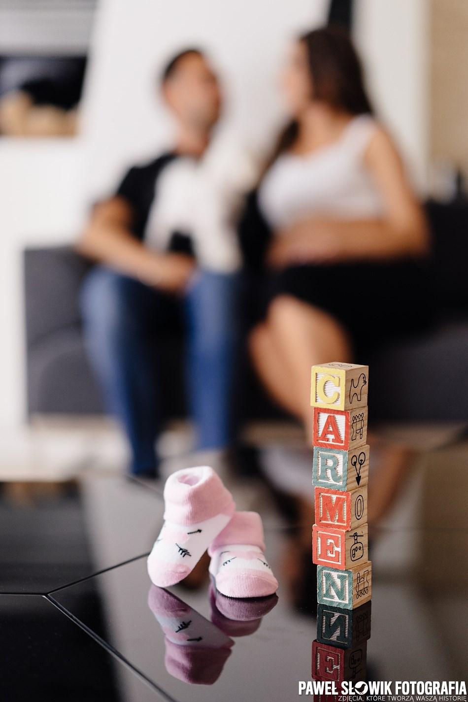 Zdjęcia ciążowe w Warszawie