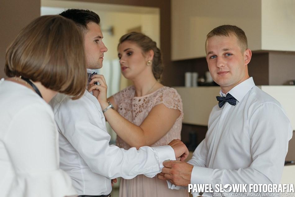 Przygotowania ślubne Konin