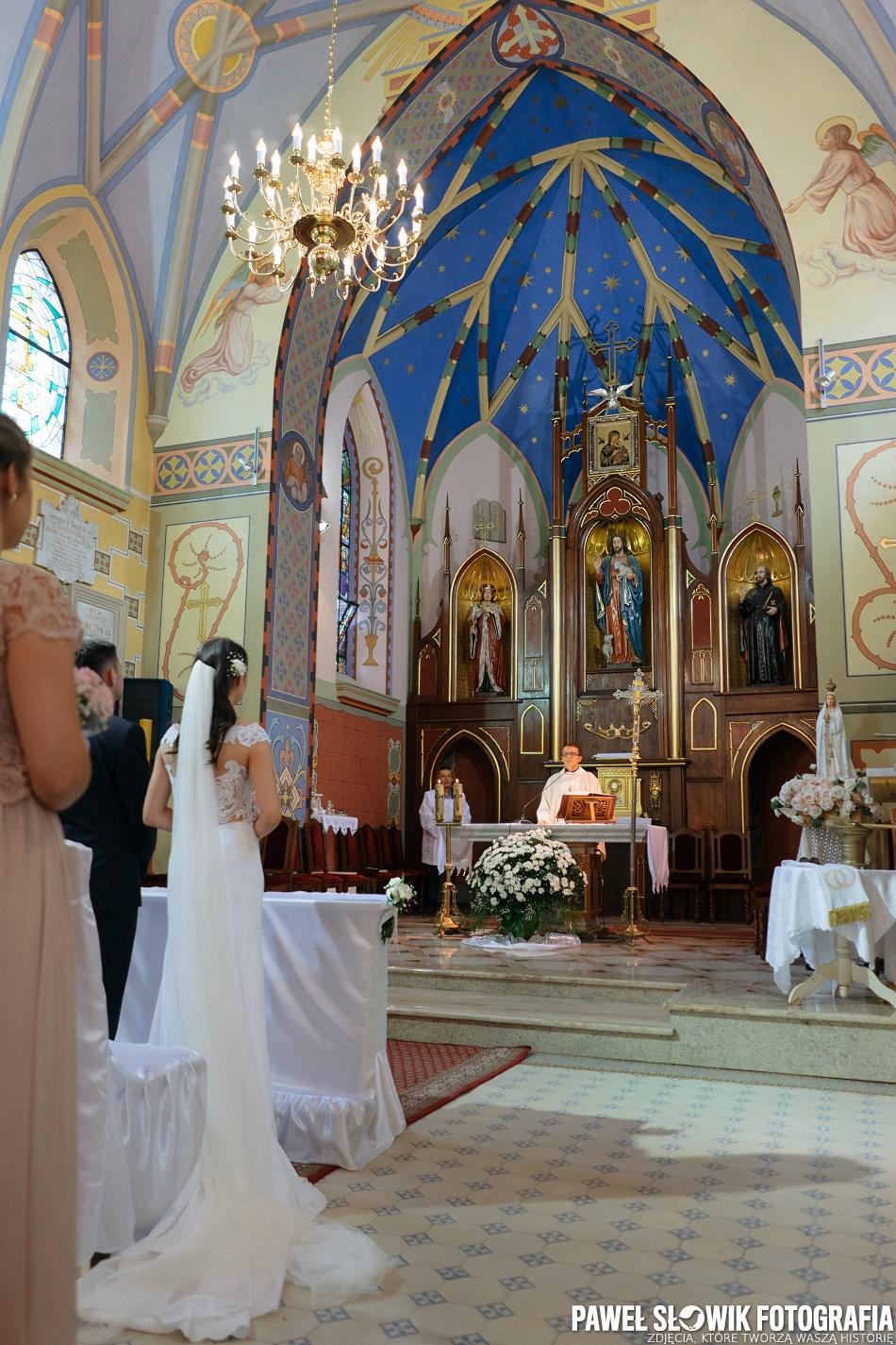 Dąbrowa Leśna Zdjęcia ze ślubu