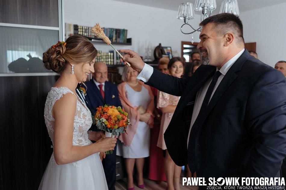 Piękne zdjęcia ślubne w Izabelin Laski Hornówek