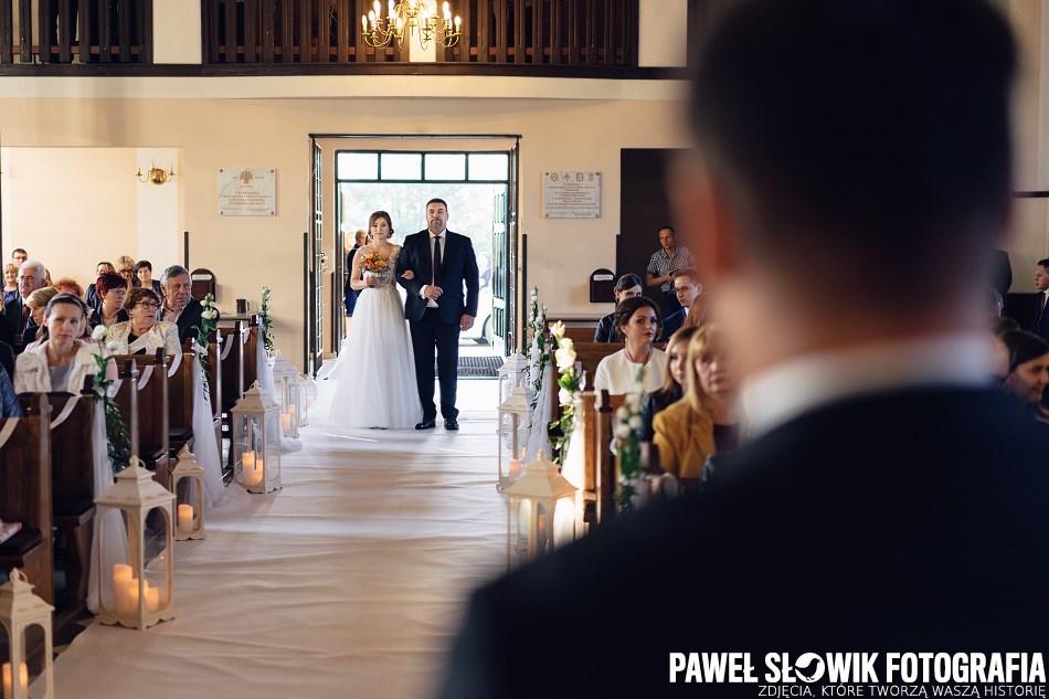 zdjęcia ze ślubu Łomianki