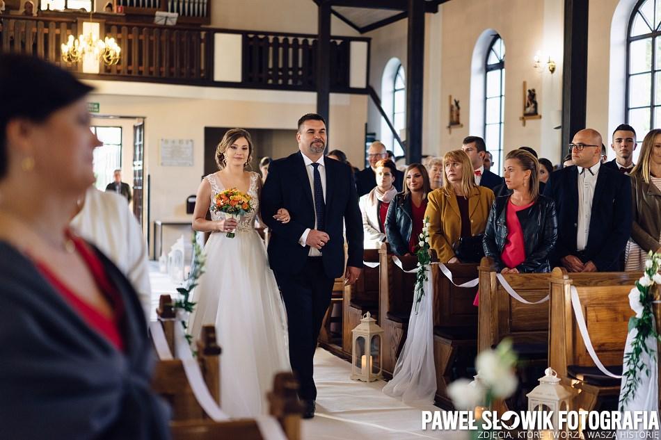 zdjęcia ze ślubu Czosnów