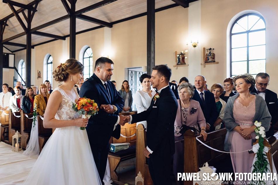 zdjęcia ślubne Czosnów