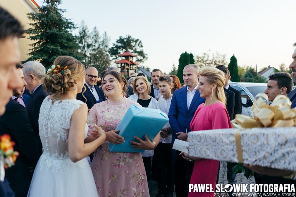 prezent na ślub Warszawa