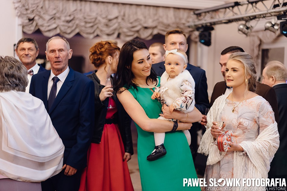 fotograf ślubny zdjęcia gości weselnych