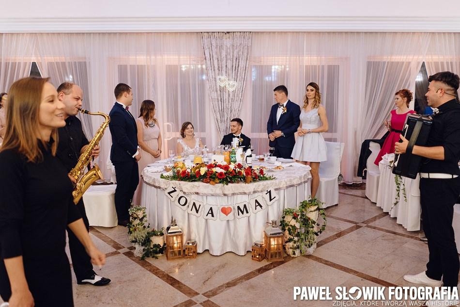 gorzko gorzko na weselu para młoda fotograf