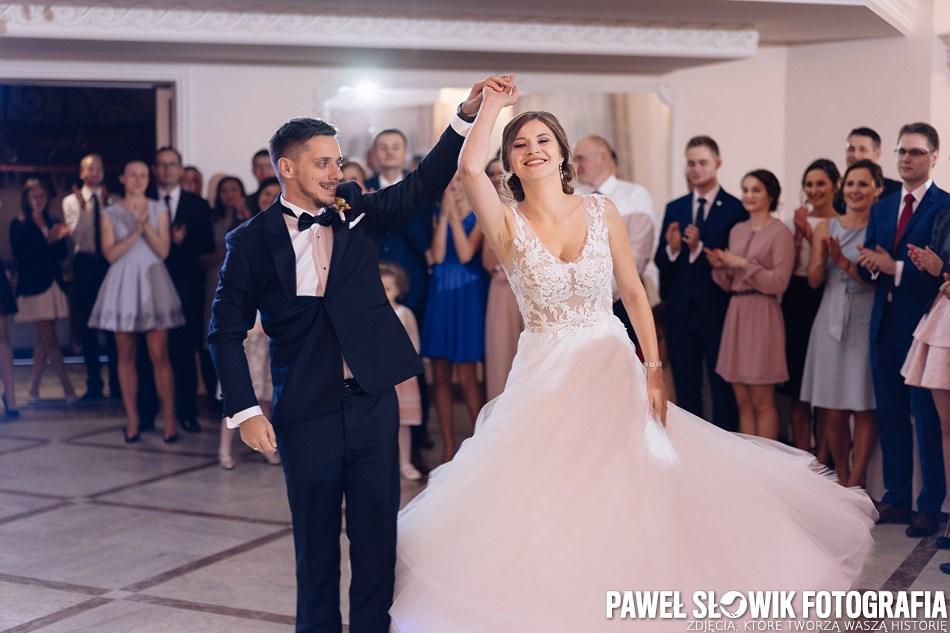 pierwszy taniec fotograf na Wasz ślub Warszawa