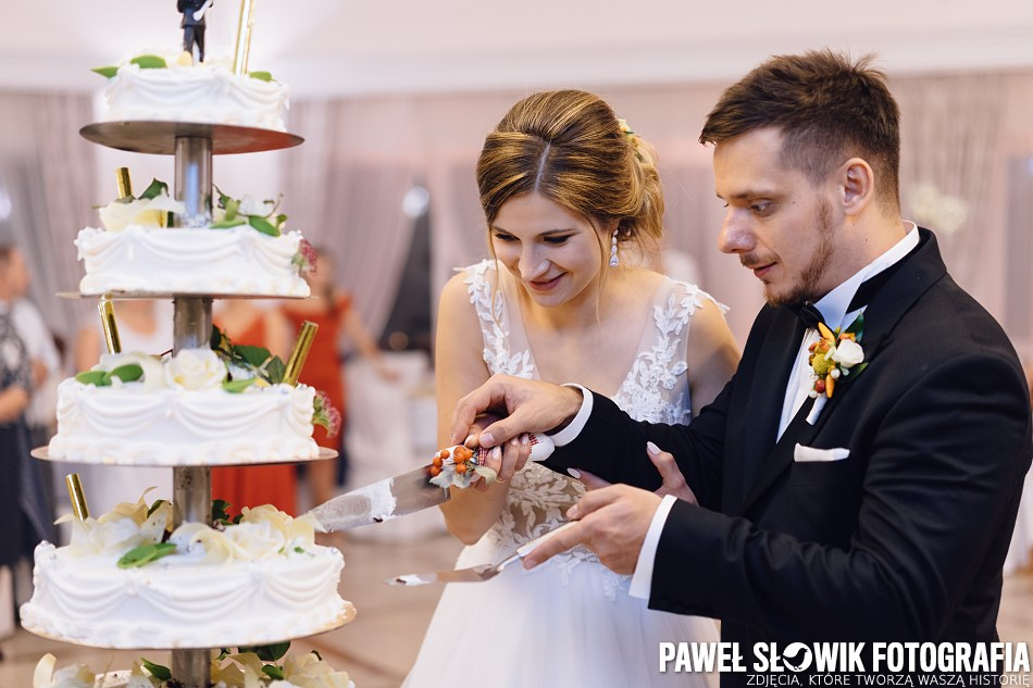 dobry tort weselny Łomianki