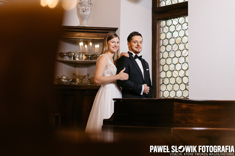 sesja zdjęciowa po ślubie fotograf Warszawa