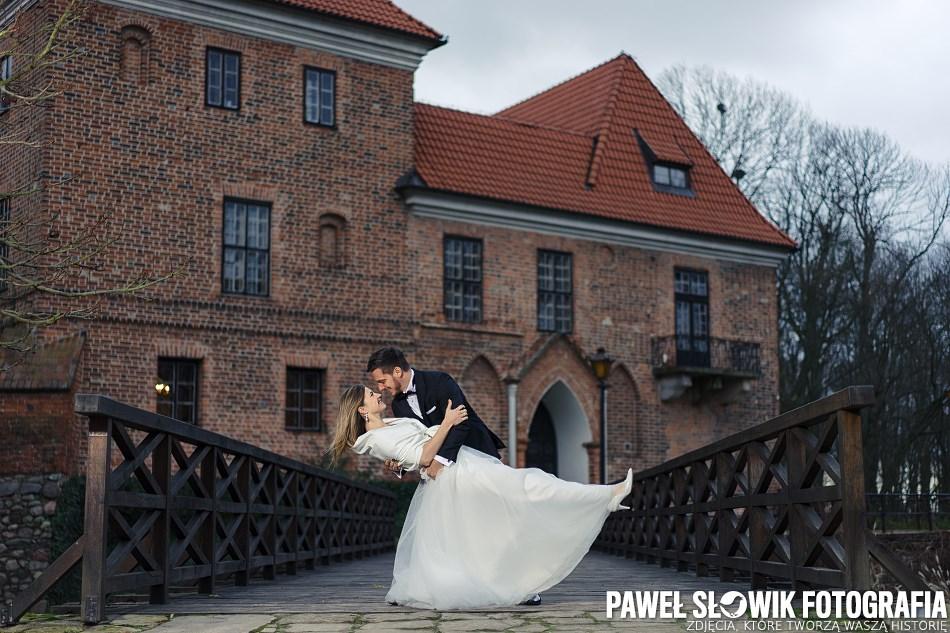 Ciekawe miejsca na plener ślubny mazowieckie Warszawa